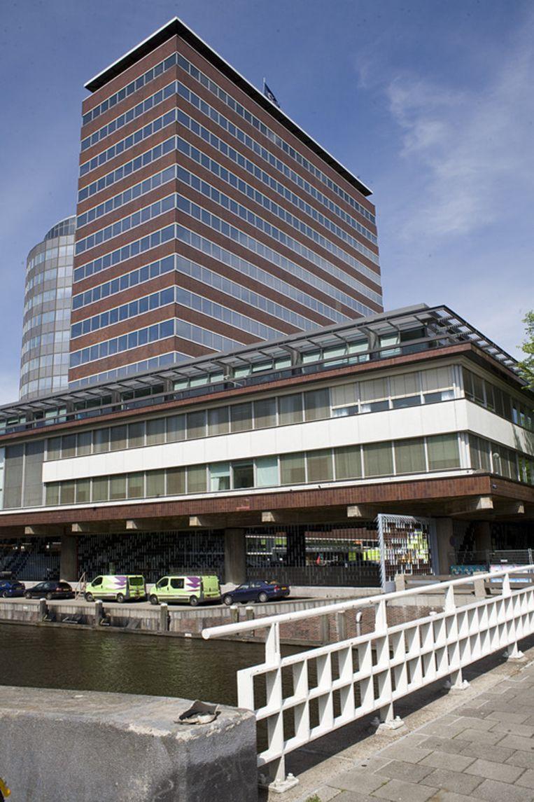 De Nederlandsche Bank. Foto Marjolijne Perquin Beeld