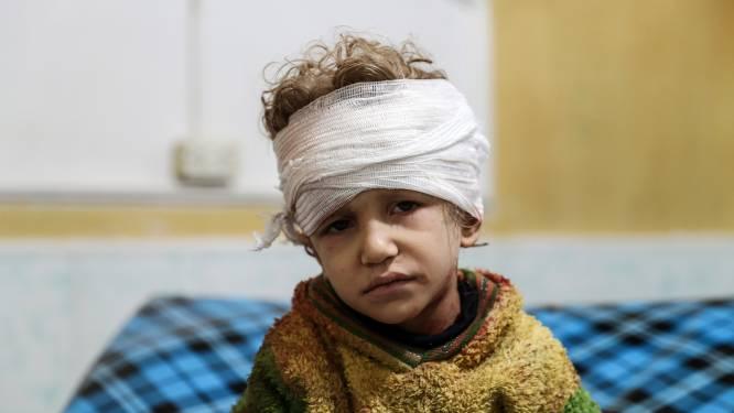 """Unicef waarschuwt na """"vreselijk 2017"""": """"Kinderen steeds vaker ingezet als oorlogswapens"""""""