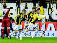 Vitesse klimt op ranglijst door zege op FC Utrecht