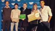Sportdienst Berentrode ontvangt Vlaamse superaward