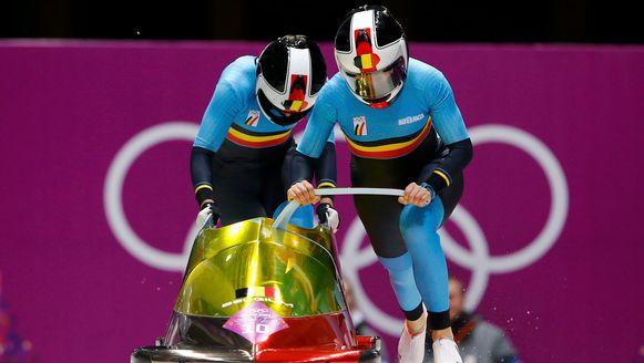 De Belgian Bullets in actie op de Winterspelen in Sochi