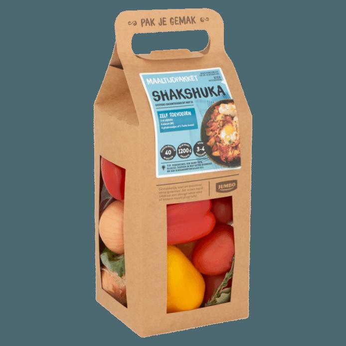 Het Shakshuka maaltijdpakket