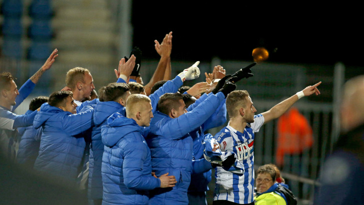 Dubbel pech voor Janssen: 'Graag hadden we gewonnen, maar dat is helaas niet gelukt'