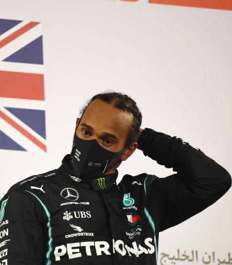 Hamilton prijst veiligheid Formule 1 na crash: 'Geweldige klus geklaard'