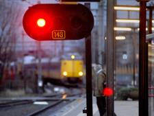 Minder treinen tussen Almelo en Hengelo