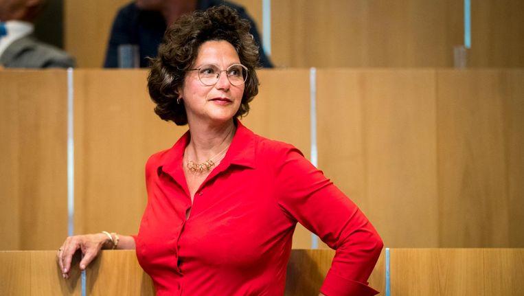 Marieke van Doorninck, wethouder Duurzaamheid in Amsterdam Beeld ANP