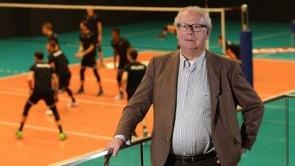 """Mathy Raedschelders geeft voorzittershamer door bij volleybalclub Maaseik: """"Tijd voor vernieuwing"""""""
