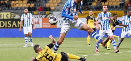 FC Eindhoven eindelijk van de nul af na gelijkspel in Kerkrade