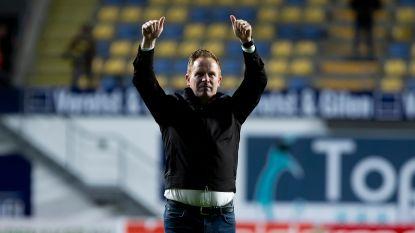 """Voor Vrancken mag play-off 1 morgen al binnen zijn: """"Ik stel niet graag uit"""""""
