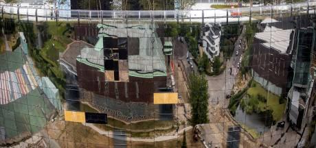 Op deze drie dagen is het spiegeldepot van Boijmans alvast te bewonderen voor publiek