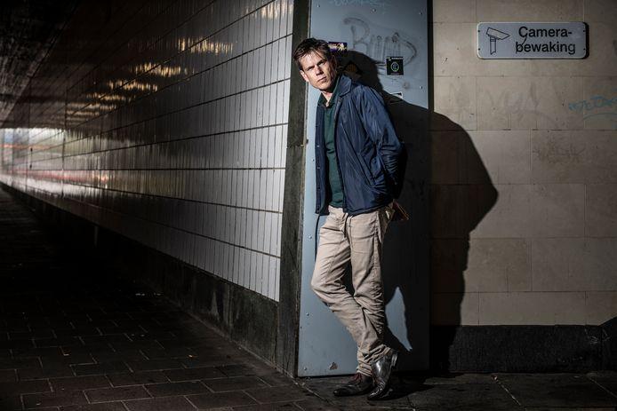 Thrillerschrijver Max van Olden