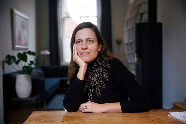 Els van Wijngaarden:  Beeld Fenna Jensma