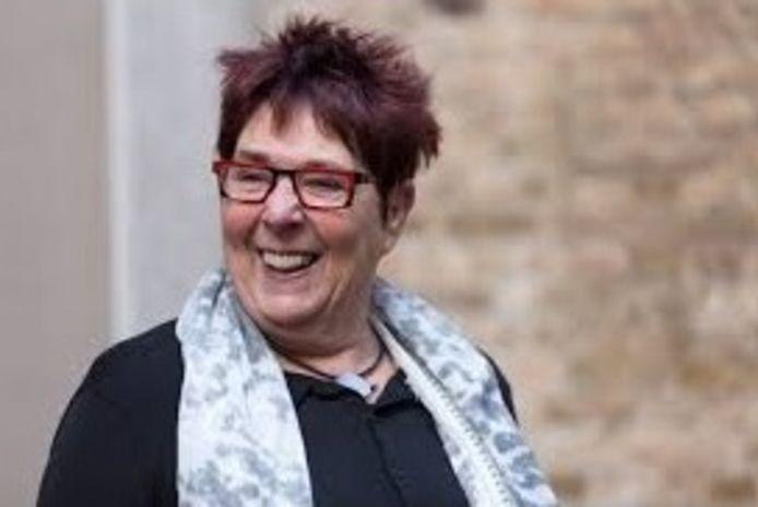 Corry Damen is de nieuwe voorzitter van de Stichting Voedselbank Goed Ontmoet.