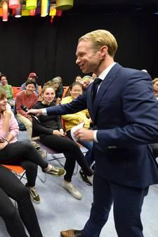 Burgemeester voor de klas: 'Culemborg is Nederland in het klein'