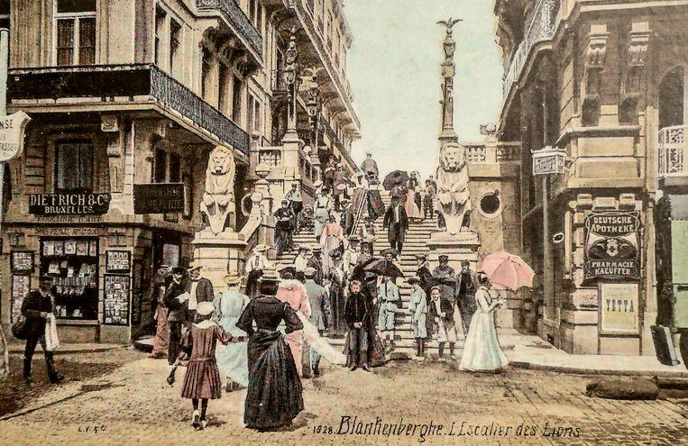 In de 19de eeuw veranderde de oude vissersstad in een toeristenoord. Vooral voor de gekroonde hoofden, de adel, kunstenaars en de rijke bourgeoisie - de enigen die toen tijd en geld hadden om met vakantie te gaan.