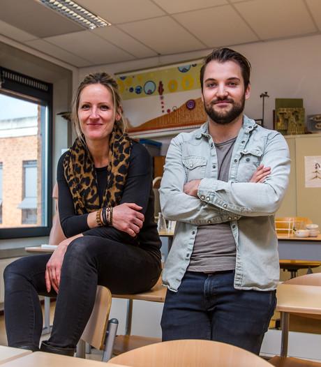 Brugklassers in Helmond kunnen nieuwe lesmethode 'domeinonderwijs' gaan volgen