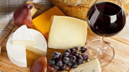 Kaas- en wijnavond voor Oxfam Wereldwinkel