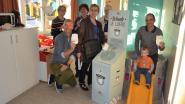 Pamperbank verdeelt luiers onder kansarme gezinnen