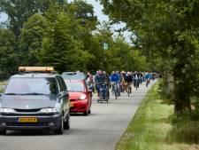 Demonstratie: ruim 600 Berkellanders fietsen tegen windmolens