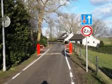 Hoge Maasdijk bij Hedikhuizen blijft taboe voor zwaar verkeer