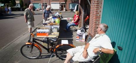 Schuren leeg, de verkoop begint in Vierlingsbeek