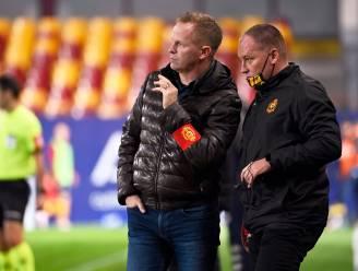 """Wouter Vrancken voor duel tegen Zulte Waregem: """"Wie er ook speelt, we gaan voor de zege"""""""