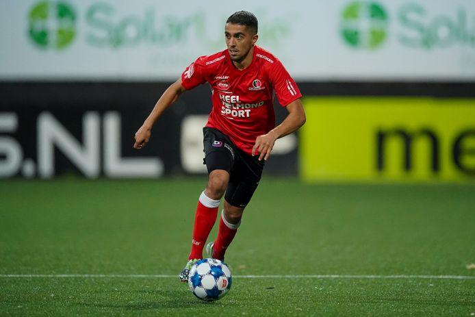 Helmond Sport pikte Karim Loukili deze zomer transfervrij op bij FC Phönix Lübeck
