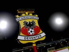 Jeugd GA Eagles buigt hoofd voor koploper Roda JC