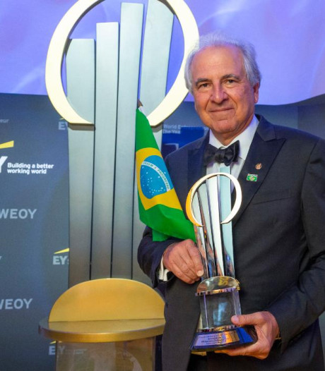 Braziliaanse bouwer is 's werelds beste ondernemer