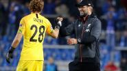 """Jürgen Klopp zag Liverpool een uur lang zwoegen: """"Tot tweede goal bleef het spannend"""""""