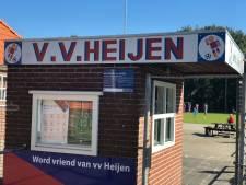 Heijen-coach: 'Per ongeluk een prijs pakken zou echt schitterend zijn voor deze club'