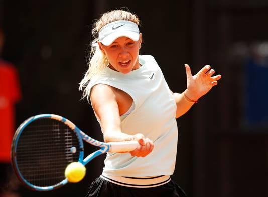 Amanda Anisimova.