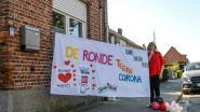 Ronde tegen corona: Massaal veel boodschappen in Berlare
