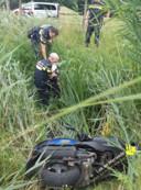 Politie Lek en Merwede houdt airpoddief aan in Dordrecht.