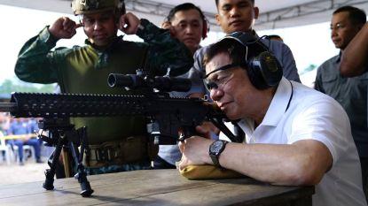 """Duterte roept zijn leger en politie op: """"Werk niet mee aan onderzoek naar executies"""""""