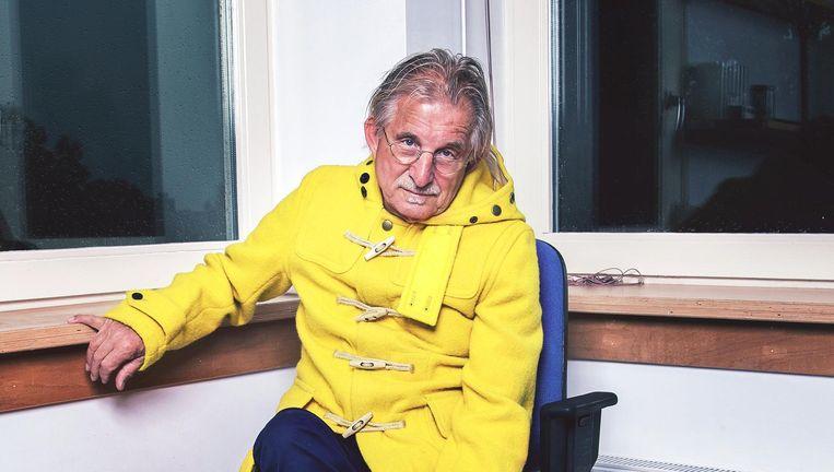 Tv-maker Frans Bromet: 'Ed van der Elsken was een groot voorbeeld voor mij' Beeld Marijke Groeneveld / de Volkskrant