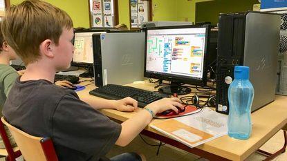 KetCode leert kinderen programmeren