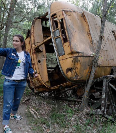 Tsjernobyl overspoeld met toeristen door HBO-serie