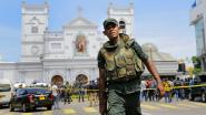 Politie Sri Lanka valt moskee van zelfmoordterroristen binnen