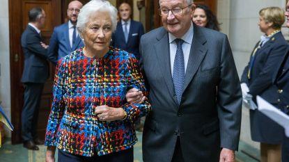 Koningin Paola zal niet aanwezig zijn op Te Deum