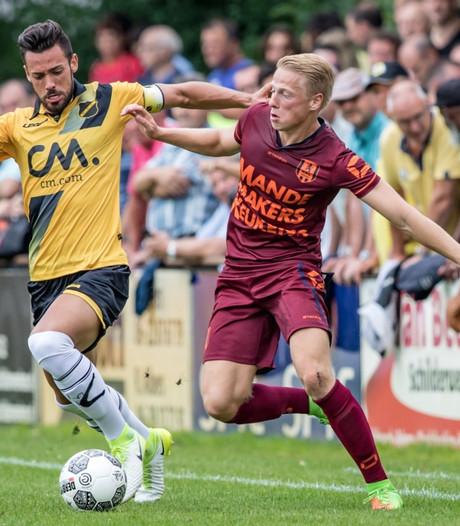 NAC wint oefenduel tegen RKC Waalwijk met 2-1