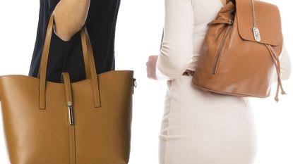 Must have: de  5 mooiste cognackleurige handtassen van het moment