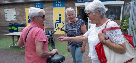 Ondernemersvereniging Middelburg werkt aan knooppunt van fietsenstallingen