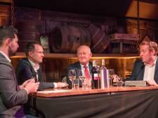 Burgemeester Deurne bij Ondernemerscafé: 'Expats in vakantiepark is anders'