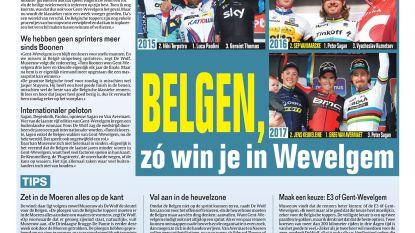 Belgen, zó win je in Wevelgem