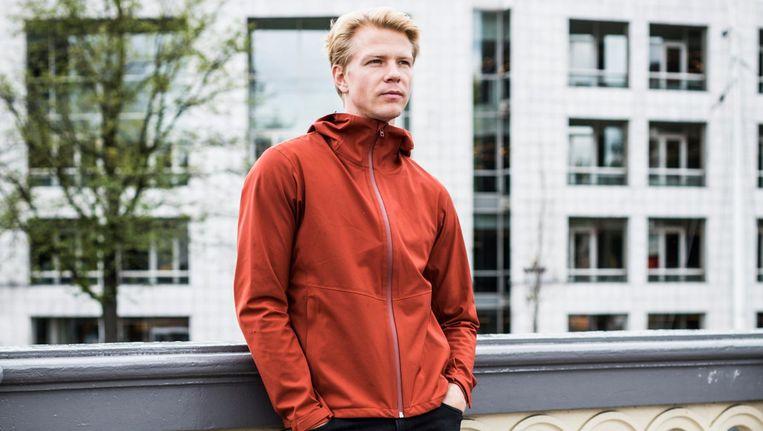 Martijn Rademaker: 'Achter de grote ramen van het Amstelstation deelden mijn moeder en ik een Mars' Beeld Tammy van Nerum