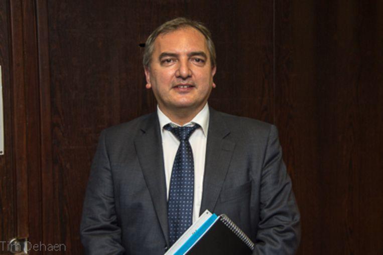 Financieel directeur van de Stad Sint-Truiden Luc Vandijck