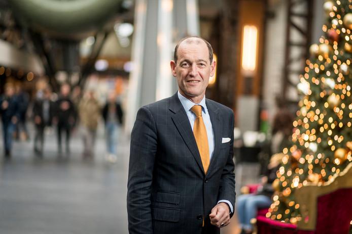 Burgemeester Sander Schelberg