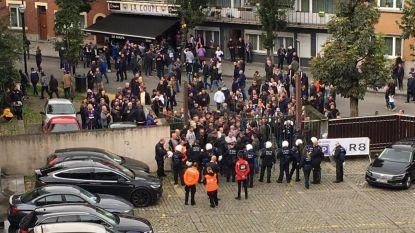Fans Anderlecht uiten nu toch onvrede: niet langer steun voor spelers en protest voor hoofdingang