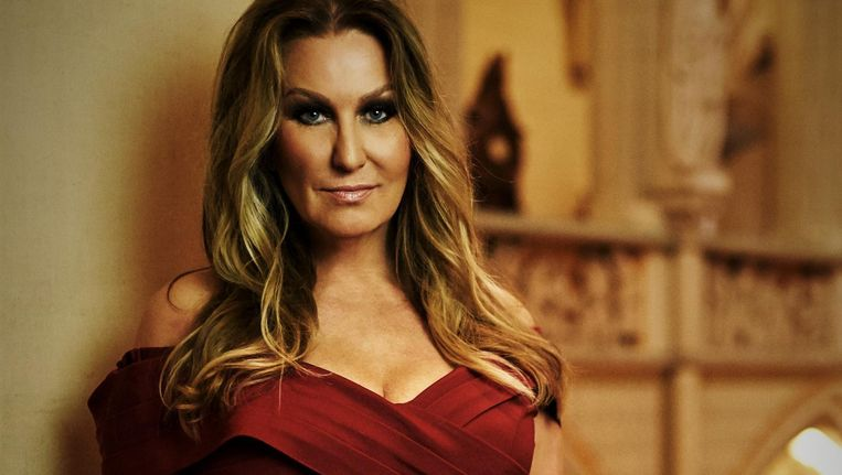 Petra Berger: 'Sommige mensen zeiden dat de 'oude Petra' op deze cd terug is' Beeld Persfoto